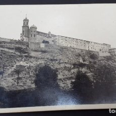 Fotografía antigua: BALAGUER - VISTA DEL SANTUARIO - POSTAL FOTOGRÁFICA . Lote 194012767
