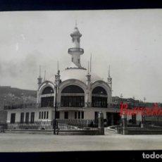 Fotografía antigua: BARCELONA - 1900 - HOTEL - EXPOSICIÓN - POSTAL FOTOGRÁFICA . Lote 194200581