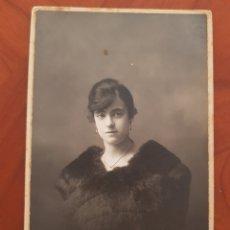 Fotografía antigua: ANTIGUA FOTOGRAFIA CASAU CARTAGENA MURCIA. Lote 194203926