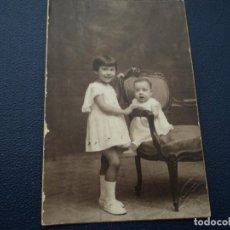 Fotografía antigua: ANTIGUA TARJETA POSTAL ESTUDIOS NIEPCER 1930. Lote 194204082