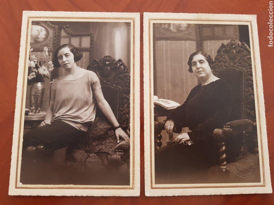 ANTIGUAS FOTOGRAFIAS LUMIERE BARCELONA (Fotografía Antigua - Tarjeta Postal)