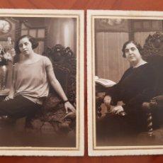 Fotografía antigua: ANTIGUAS FOTOGRAFIAS LUMIERE BARCELONA. Lote 194204847