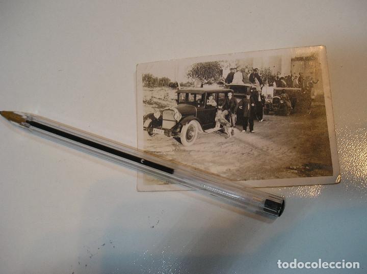 Fotografía antigua: LOTE FOTO FOTOGRAFIA COCHES ANTIGUOS LOTE DE 3 FOTOS (20) - Foto 2 - 194252173