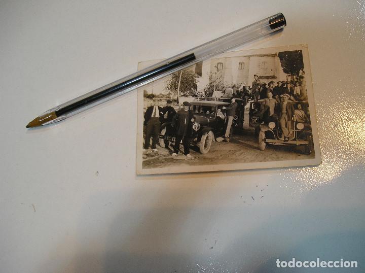 Fotografía antigua: LOTE FOTO FOTOGRAFIA COCHES ANTIGUOS LOTE DE 3 FOTOS (20) - Foto 4 - 194252173