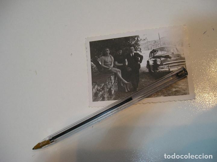 Fotografía antigua: LOTE FOTO FOTOGRAFIA COCHES ANTIGUOS LOTE DE 3 FOTOS (20) - Foto 6 - 194252173