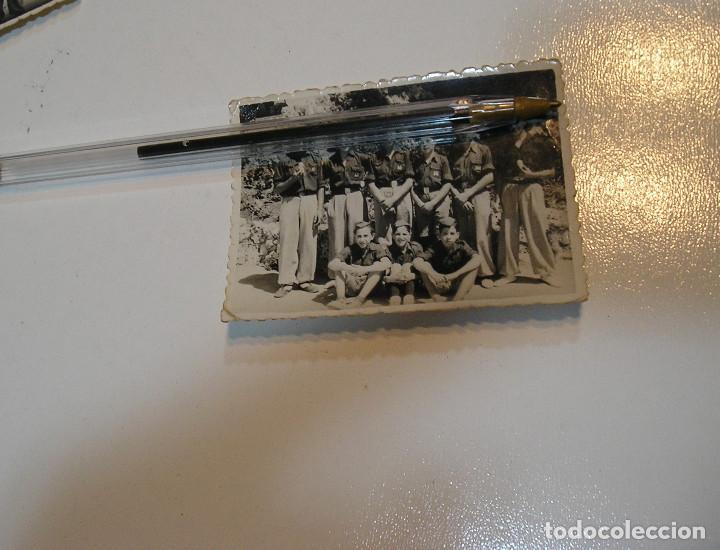 Fotografía antigua: LOTE FOTO FOTOGRAFIA LOTE DE 3 MUSICOS AÑOS 40 (20) - Foto 2 - 194252277