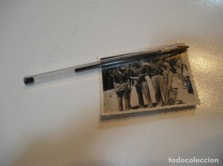 Fotografía antigua: LOTE FOTO FOTOGRAFIA LOTE DE 3 MUSICOS AÑOS 40 (20) - Foto 6 - 194252277