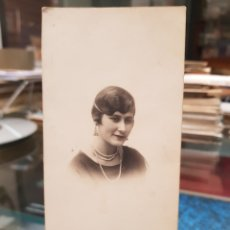 Fotografía antigua: ANTIGUA FOTOGRAFIA MATRAN CARTAGENA MURCIA 1927. Lote 194269120