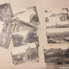 Fotografía antigua: LOTE 42 POSTALES MANRESA , AÑOS 20 - 30 .. Lote 194338767
