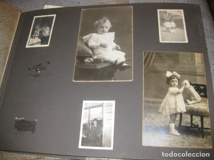 Fotografía antigua: album familiar + 300 fotografias fotos años 20 - 30 felices años 20 cataluña premia de mar precioso - Foto 3 - 194527303