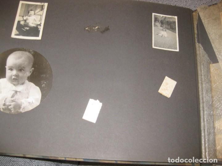 Fotografía antigua: album familiar + 300 fotografias fotos años 20 - 30 felices años 20 cataluña premia de mar precioso - Foto 4 - 194527303