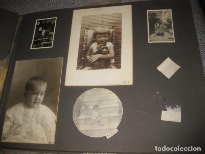 Fotografía antigua: album familiar + 300 fotografias fotos años 20 - 30 felices años 20 cataluña premia de mar precioso - Foto 5 - 194527303