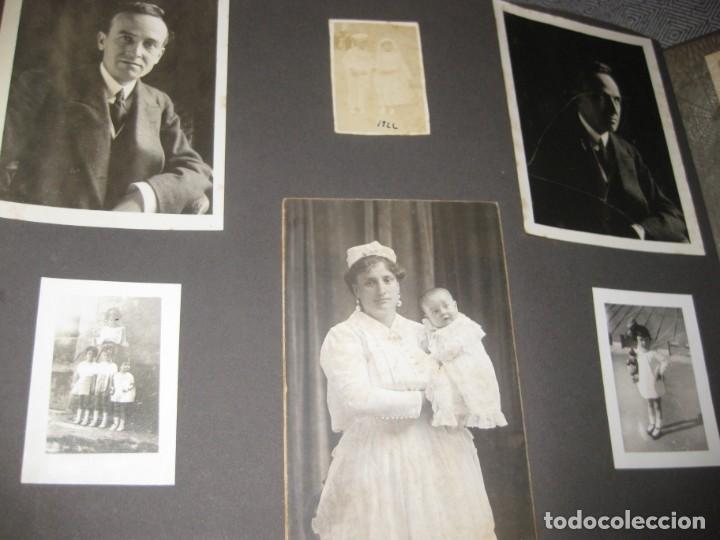 Fotografía antigua: album familiar + 300 fotografias fotos años 20 - 30 felices años 20 cataluña premia de mar precioso - Foto 6 - 194527303