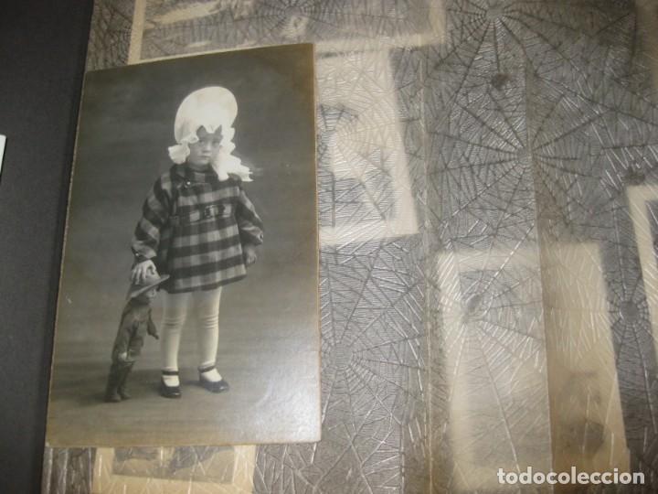 Fotografía antigua: album familiar + 300 fotografias fotos años 20 - 30 felices años 20 cataluña premia de mar precioso - Foto 9 - 194527303