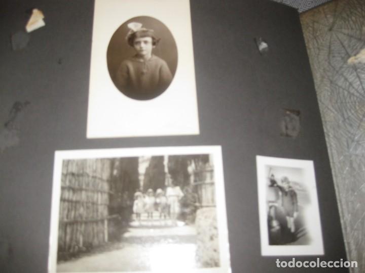 Fotografía antigua: album familiar + 300 fotografias fotos años 20 - 30 felices años 20 cataluña premia de mar precioso - Foto 11 - 194527303