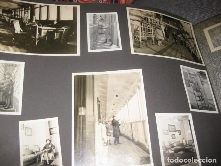 Fotografía antigua: album familiar + 300 fotografias fotos años 20 - 30 felices años 20 cataluña premia de mar precioso - Foto 19 - 194527303