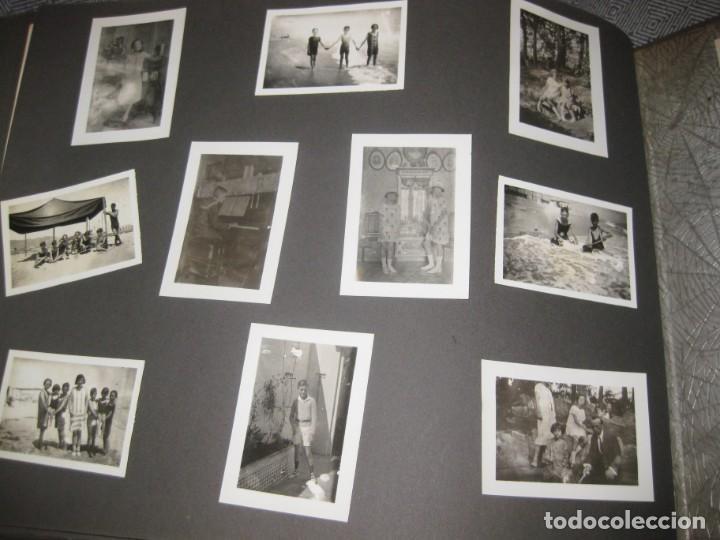 Fotografía antigua: album familiar + 300 fotografias fotos años 20 - 30 felices años 20 cataluña premia de mar precioso - Foto 20 - 194527303