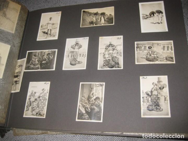 Fotografía antigua: album familiar + 300 fotografias fotos años 20 - 30 felices años 20 cataluña premia de mar precioso - Foto 23 - 194527303