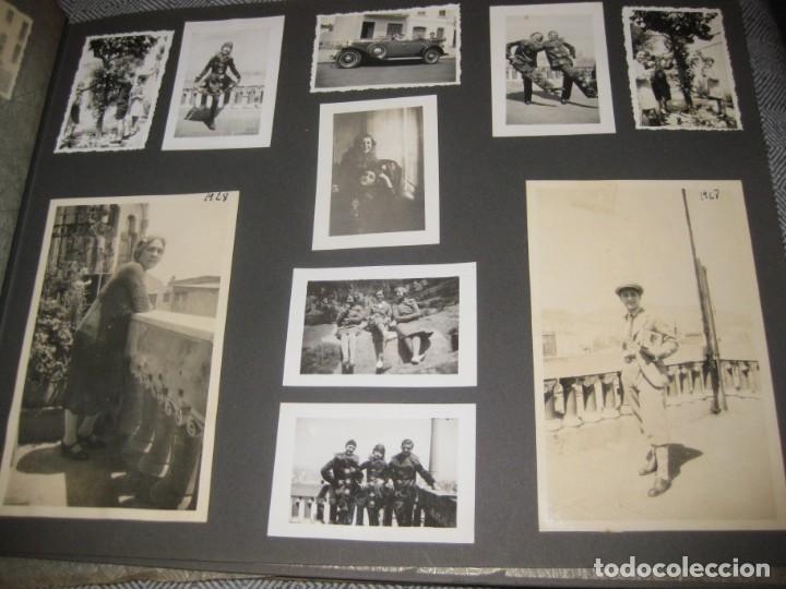 Fotografía antigua: album familiar + 300 fotografias fotos años 20 - 30 felices años 20 cataluña premia de mar precioso - Foto 25 - 194527303