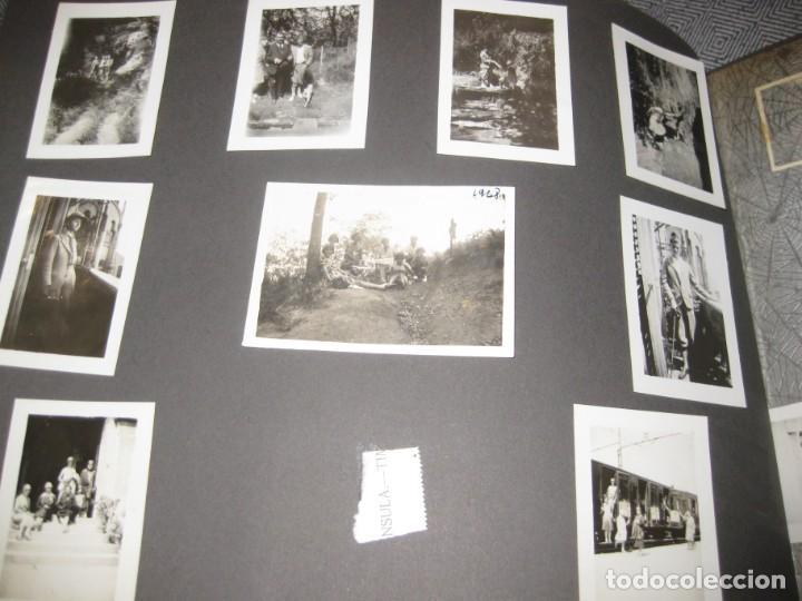 Fotografía antigua: album familiar + 300 fotografias fotos años 20 - 30 felices años 20 cataluña premia de mar precioso - Foto 26 - 194527303