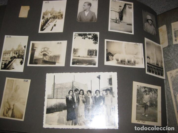Fotografía antigua: album familiar + 300 fotografias fotos años 20 - 30 felices años 20 cataluña premia de mar precioso - Foto 28 - 194527303
