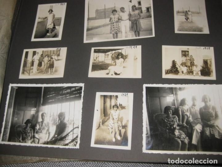 Fotografía antigua: album familiar + 300 fotografias fotos años 20 - 30 felices años 20 cataluña premia de mar precioso - Foto 31 - 194527303
