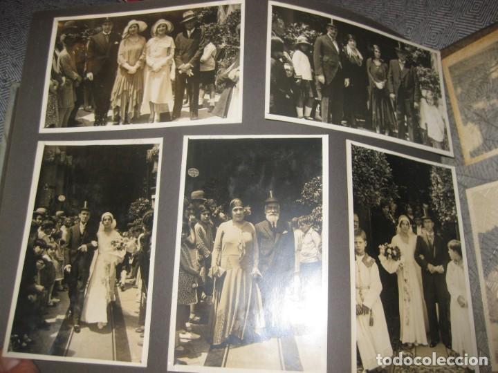 Fotografía antigua: album familiar + 300 fotografias fotos años 20 - 30 felices años 20 cataluña premia de mar precioso - Foto 36 - 194527303
