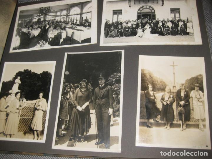 Fotografía antigua: album familiar + 300 fotografias fotos años 20 - 30 felices años 20 cataluña premia de mar precioso - Foto 37 - 194527303