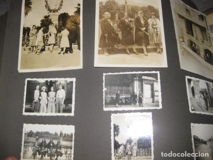 Fotografía antigua: album familiar + 300 fotografias fotos años 20 - 30 felices años 20 cataluña premia de mar precioso - Foto 38 - 194527303
