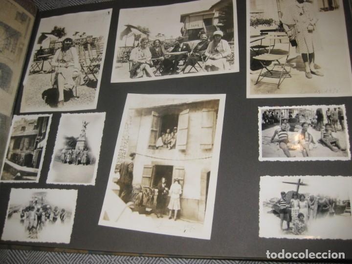 Fotografía antigua: album familiar + 300 fotografias fotos años 20 - 30 felices años 20 cataluña premia de mar precioso - Foto 39 - 194527303