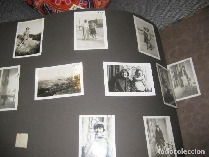 Fotografía antigua: album familiar + 300 fotografias fotos años 20 - 30 felices años 20 cataluña premia de mar precioso - Foto 49 - 194527303