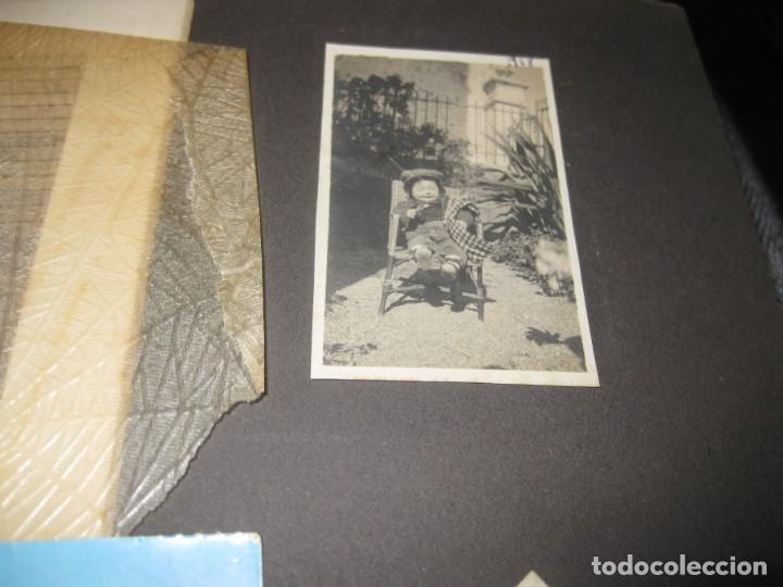 Fotografía antigua: album familiar + 300 fotografias fotos años 20 - 30 felices años 20 cataluña premia de mar precioso - Foto 50 - 194527303