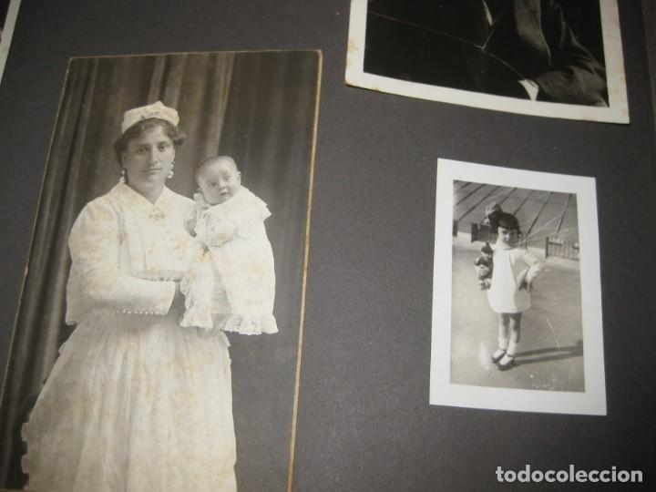 Fotografía antigua: album familiar + 300 fotografias fotos años 20 - 30 felices años 20 cataluña premia de mar precioso - Foto 51 - 194527303