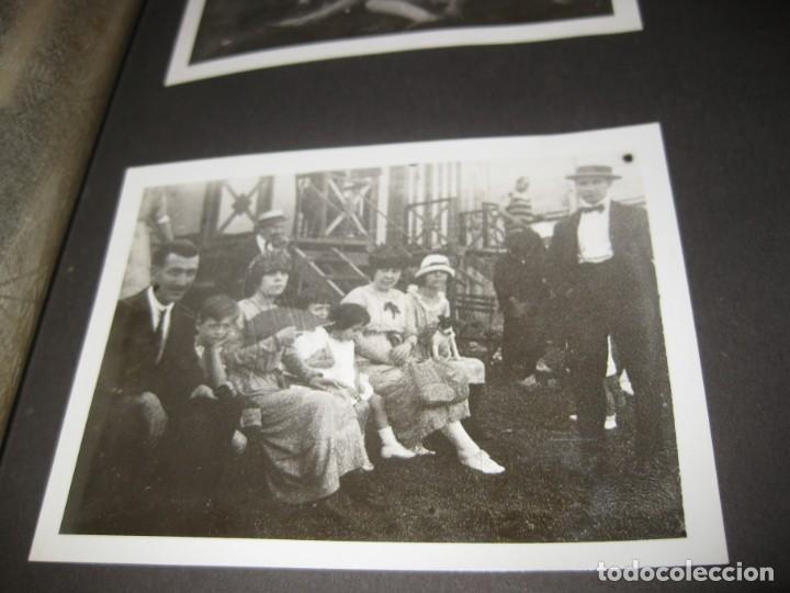 Fotografía antigua: album familiar + 300 fotografias fotos años 20 - 30 felices años 20 cataluña premia de mar precioso - Foto 52 - 194527303