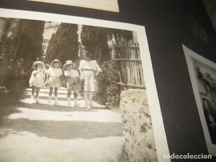 Fotografía antigua: album familiar + 300 fotografias fotos años 20 - 30 felices años 20 cataluña premia de mar precioso - Foto 53 - 194527303