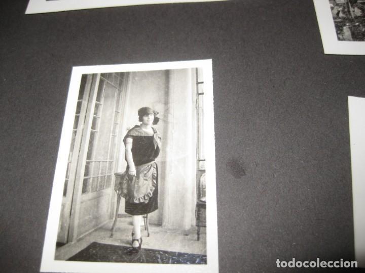 Fotografía antigua: album familiar + 300 fotografias fotos años 20 - 30 felices años 20 cataluña premia de mar precioso - Foto 55 - 194527303