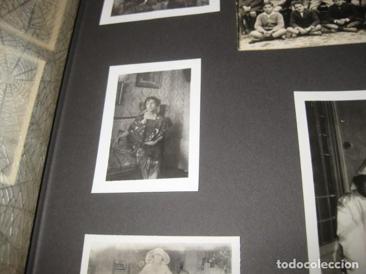 Fotografía antigua: album familiar + 300 fotografias fotos años 20 - 30 felices años 20 cataluña premia de mar precioso - Foto 57 - 194527303
