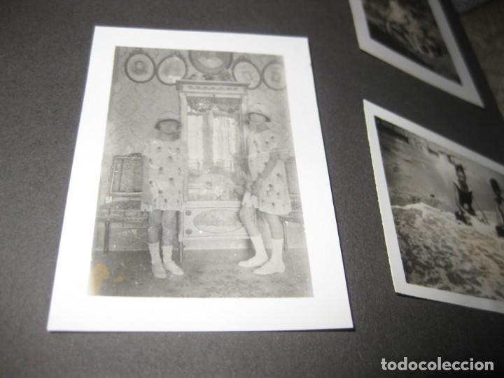Fotografía antigua: album familiar + 300 fotografias fotos años 20 - 30 felices años 20 cataluña premia de mar precioso - Foto 59 - 194527303