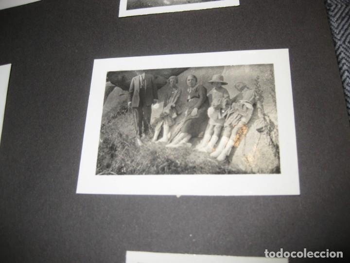 Fotografía antigua: album familiar + 300 fotografias fotos años 20 - 30 felices años 20 cataluña premia de mar precioso - Foto 60 - 194527303
