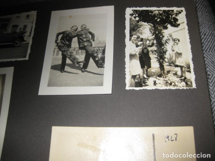 Fotografía antigua: album familiar + 300 fotografias fotos años 20 - 30 felices años 20 cataluña premia de mar precioso - Foto 64 - 194527303