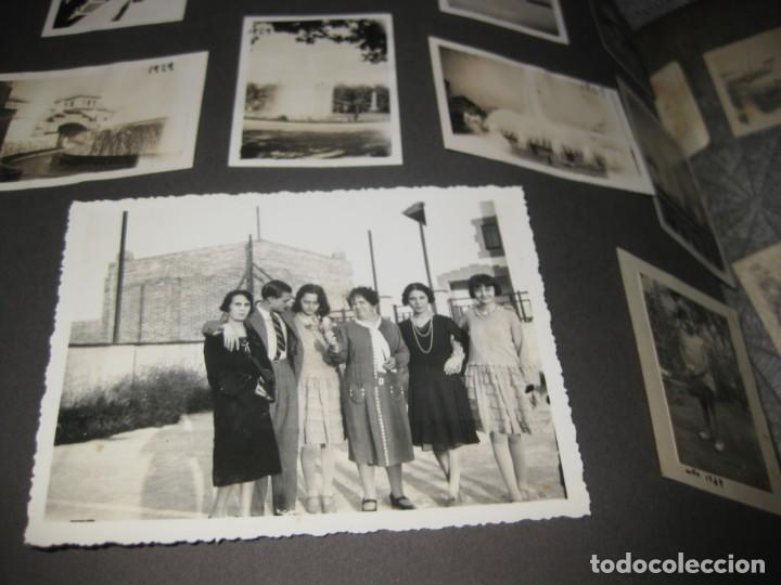 Fotografía antigua: album familiar + 300 fotografias fotos años 20 - 30 felices años 20 cataluña premia de mar precioso - Foto 66 - 194527303