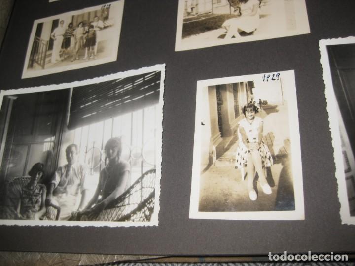 Fotografía antigua: album familiar + 300 fotografias fotos años 20 - 30 felices años 20 cataluña premia de mar precioso - Foto 68 - 194527303