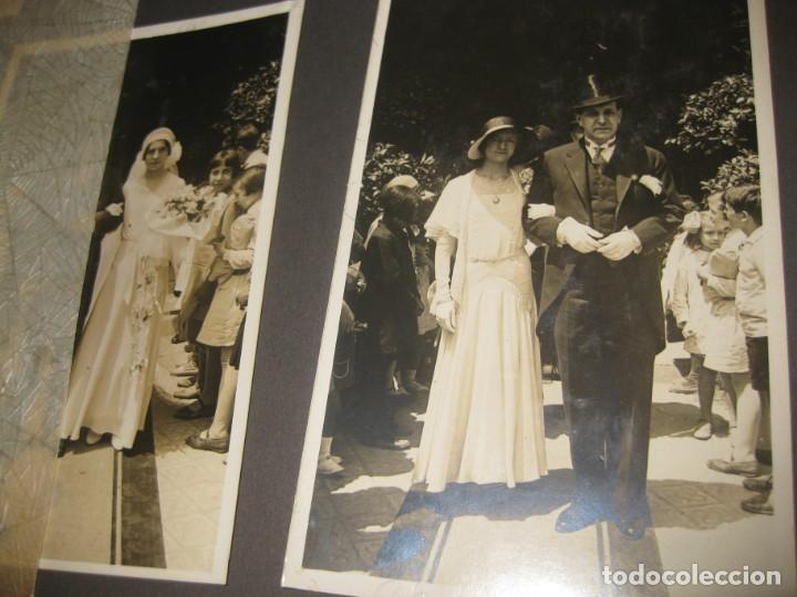 Fotografía antigua: album familiar + 300 fotografias fotos años 20 - 30 felices años 20 cataluña premia de mar precioso - Foto 69 - 194527303