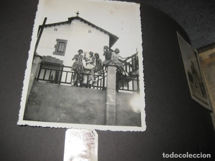 Fotografía antigua: album familiar + 300 fotografias fotos años 20 - 30 felices años 20 cataluña premia de mar precioso - Foto 70 - 194527303
