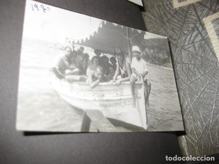 Fotografía antigua: album familiar + 300 fotografias fotos años 20 - 30 felices años 20 cataluña premia de mar precioso - Foto 76 - 194527303
