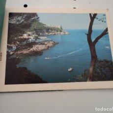 Fotografía antigua: FOTOGRAMA COSTA BRAVA AIGUA FREDA BAGUR LIBRITO CON PRUEBAS DE COLOR Y TRES NEGATIVOS. Lote 194560435