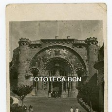 Fotografía antigua: FOTO ORIGINAL TEMPLO DEL TIBIDABO BARCELONA AÑOS 20/30. Lote 194657220