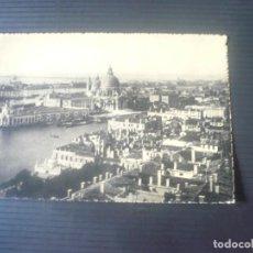 Fotografía antigua: VENEZIA-PANORAMA DEL CAMPANILE. Lote 194786396
