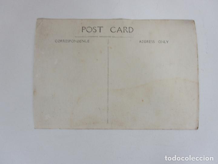 Fotografía antigua: Antigua Tarjeta Posta - Caballero a Caballo - Foto 2 - 194860678