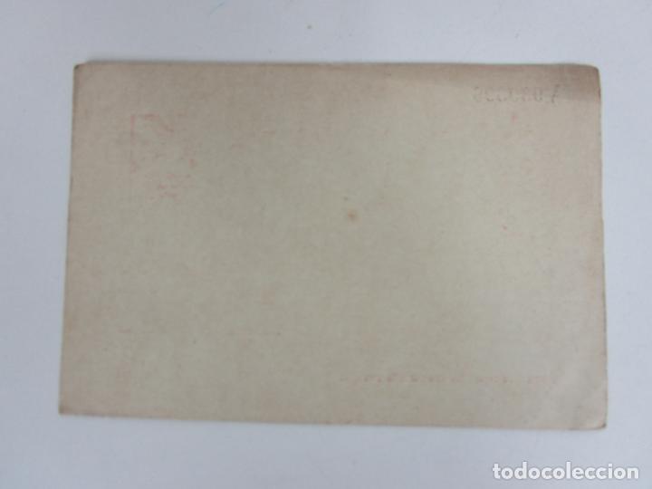 Fotografía antigua: Tarjeta Postal Alfonsina - Unión Universal de Correos, España - sin Circular. - Foto 2 - 194860845